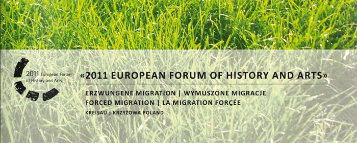 European Forum of History and Art