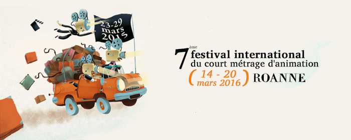 7 Roanne Animation Short Film Festival