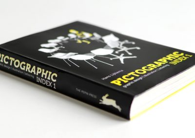 Pictographic Index 1: Grapic Design, Illustration, Lettering, Hans Lijklema