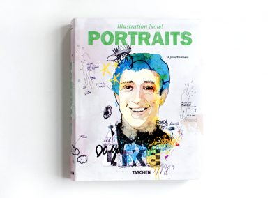 Illustration Now! Portraits, Julius Wiedemann