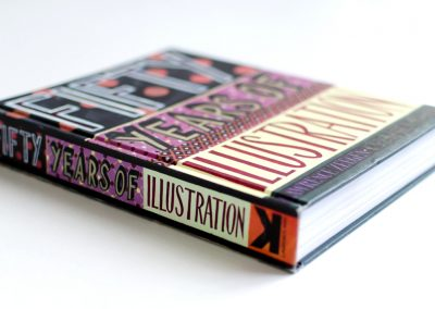 Fifty Years of Illustration,  Lawrence Zeegen, Caroline Roberts