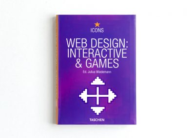 Web Design - Interactive & Games: Interactive and Games, Julius Wiedemann