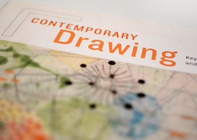 Contemporary Drawing: Key Concepts and Techniques, Margaret Davidson