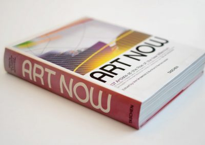 Art now: 137 artists at the rise of the new millennium. Englisch-Französisch-Deutsch