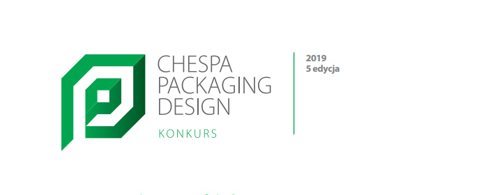 KONKURS CHESPA PACKAGING DESIGN 2019 – 5 EDYCJA